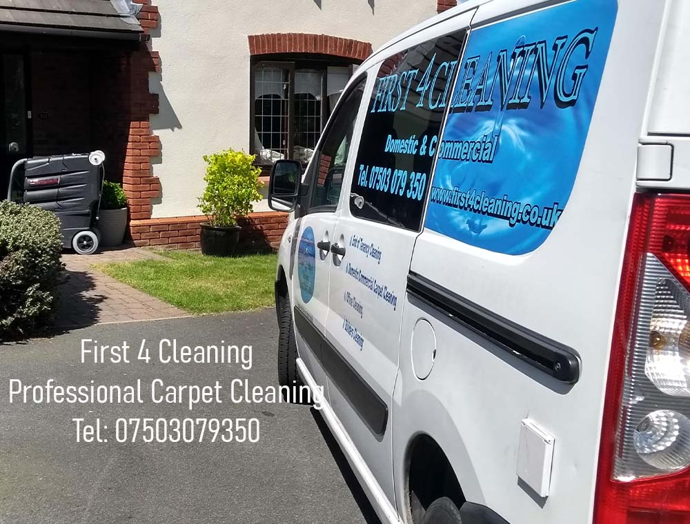 Carpet Cleaning Stoke-on-Trent, Staffordshire