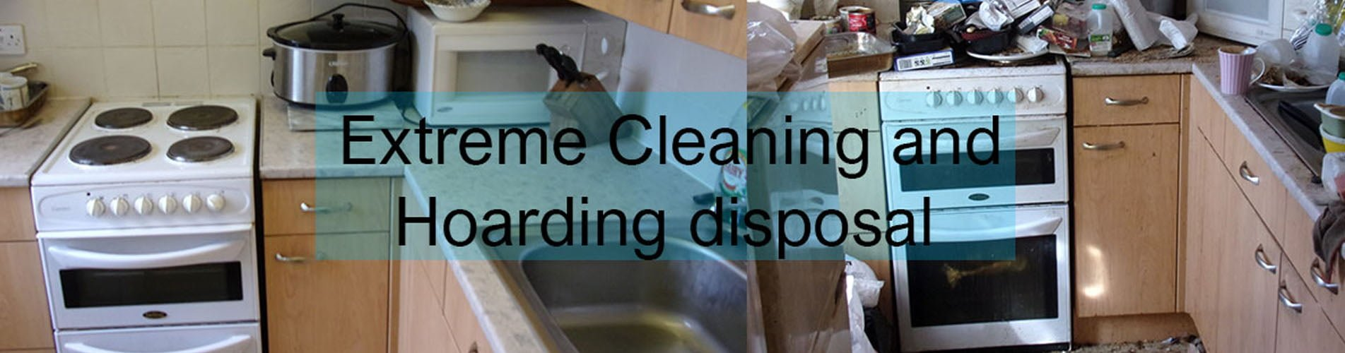 Property Deep Cleaning & Hoarding Service