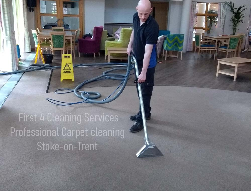 Commercial Carpet Cleaning in Newcastle-under-Lyme