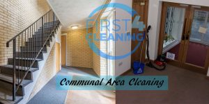 Communal area cleaning service in Stoke-on-Trent