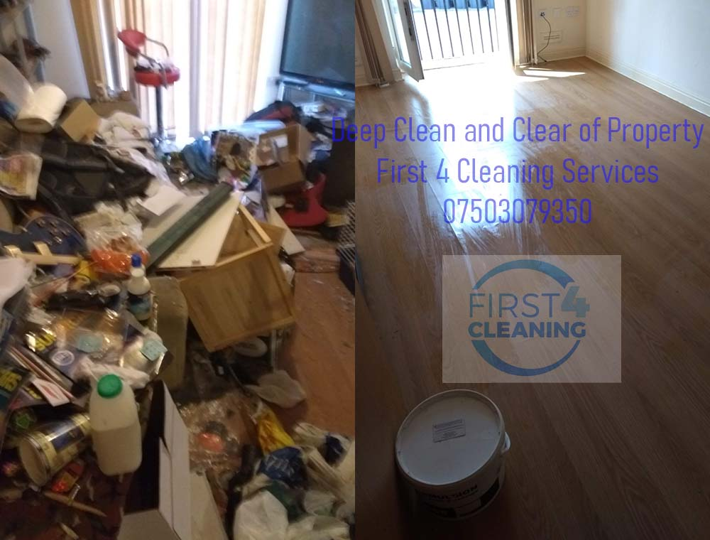 Hoarding Deep Clean Stoke-on-Trent